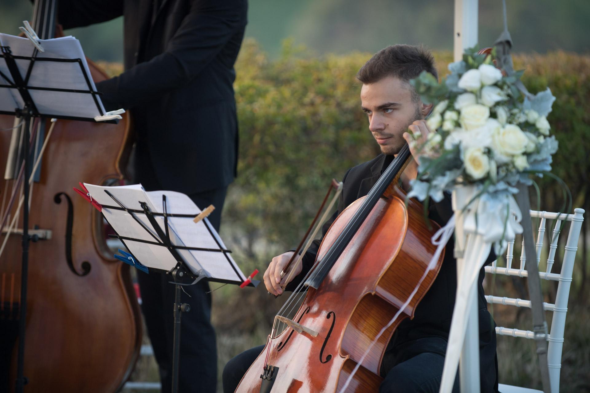 Novensemble Musica Matrimonio Bologna