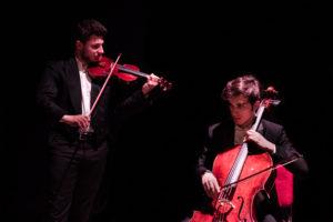Daniele Negrini Violino Jacopo Paglia Violoncello